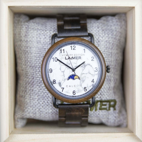 Drevené hodinky Gottfried